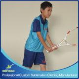 Таможня конструировала полную сублимацию Premium Формы Netball Sportswear команды мальчика