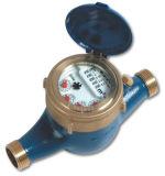 Cadran sec/humide de gicleur de mètre multi d'écoulement d'eau