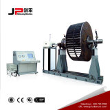 Tipo horizontal de equilibrio del mecanismo impulsor del extremo de la máquina del ventilador de ventilador de la industria