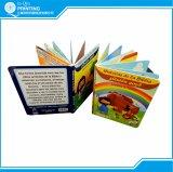 Livre dur de panneau de couleur pour des enfants