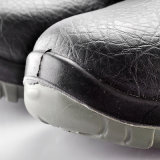 Zapatos de seguridad de doble densidad de la alta calidad PU/PU para los hombres L-7147