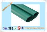 пленка PVC зеленого цвета толщины 0.15mm твердая для рождественской елки