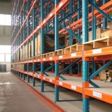 Industrielles Stahlladeplatten-Racking des Speicherlager-Q235