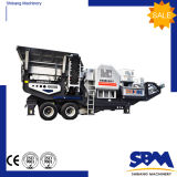 Africano 50 Tons Mobile Crushers Price para Sale