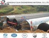 Tubo d'acciaio ondulato galvanizzato commercio all'ingrosso caldo da una fabbrica professionale da 10 anni
