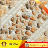 Novo Design 5D Ink Jet Cobble pedra telha de assoalho (MP3061)