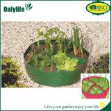 Les légumes réutilisables ronds de jardin d'Onlylife élèvent le sac