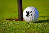 Golfball-Stempel in Eindrucks-Durchmesser 11mm