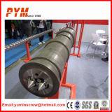 Parafuso e tambor de alta velocidade para a extrusora plástica
