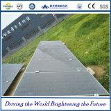Modulo solare flessibile amorfo fotovoltaico della pellicola sottile di BIPV