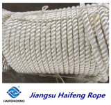 Nylon spesso Monofilament Composite Ropes per Fishing Port Operation