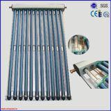 Alto tubo evacuato Collcetor solare del rivestimento Metallo-Vetro efficiente