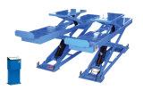 Hidráulico Scissor la elevación YJJ3.5 Inground del coche montado