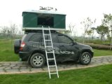 アルミニウムポーランド人Material 4WD Water Proof Car Roof Top Overlander Tent
