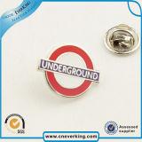 Vente en gros Zinc Alloy Metal Coin Enamel Badges Lapel Pins