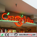 New Fashion Best Quality Glowing Red Lighting Outdoor Signage