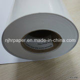 Eco Solvent Printer를 위한 Eco 인쇄할 수 있는 Solvent Heat Transfer PU White Vinyl 또는 Paper