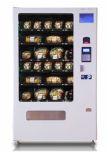 Máquina expendedora vegetal con la escalera móvil