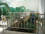 Альтернатор турбины воды бегунка Pelton гидроэлектроэнергии Турбин-Генератор-Нержавеющий стальной