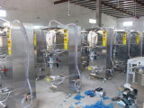 Het Vullen van de Verpakking van de Azijn van de Jam van de melk de Machine van het Water van het Sachet