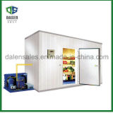 500t Fruit와 Vegetable Refrigerated Cold 룸
