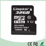 Cartões móveis do cartão de memória 4GB TF com capacidade total de 100% (SD-04)