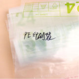 Bolso transparente de OPP. La bolsa de plástico auta-adhesivo del sello