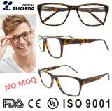 Uomini Eyewear del blocco per grafici del monocolo di alta qualità del telaio dell'ottica dell'acetato