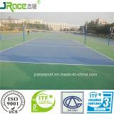Pavimentazione di gomma delle corti di pallavolo per la base concreta