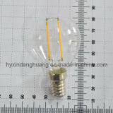 De LEIDENE Lamp van de Gloeidraad G45 2W E14/E27/B22