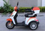 Электрический трицикл с стальной рамкой
