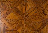 Assoalho de parquet Multilayer natural da arte com certificação do Ce