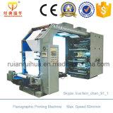De hoge Machine van de Druk van de Sticker van het Etiket van het Document van de Precisie van de Registratie