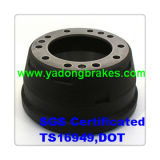 Gunite Brake Drum 또는 Webb Brake Drum 65555b