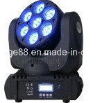 移動のHead Lights、7X12W Beam Moving Head