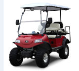 Chariot avec des erreurs de chasse du matériel 4seat de /Golf de golf