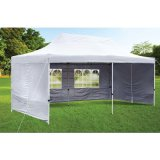 3X6m Folding Gazebo Steel Party Canopy Tent pour événement en plein air