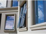 Окно Casement наклона Topbright прикрепленное на петлях стороной алюминиевое