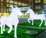 2016セリウムRoHSが付いている新しい到着のモールの装飾の馬ライトは承認した