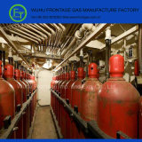 Certificado de aço do cilindro CO2-Tped da classe industrial