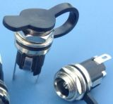 2.5mm Male Metal Waterproof Gleichstrom Power Jack