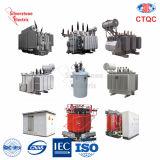 三相132kv回路の蛇口の低損失および低雑音の変更の電源変圧器