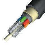Fibre ADSS aérien tout du prix concurrentiel G652D câble diélectrique de Telecome