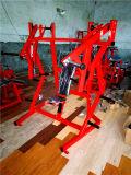Imprensa de banco ISO-Lateral, equipamento comercial da força do martelo da ginástica da aptidão do uso