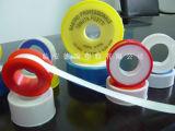 中国の工場供給のピンク、黄色、青、白いカラーテフロンテープ