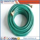 Aucun boyau de tissu-renforcé flexible de PVC d'odeur