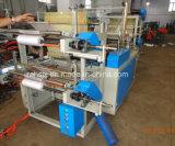 Doppelte Schicht-Einkaufen-Nahrungsmittelrollenbeutel, der Maschine (HSLJ-800, herstellt)