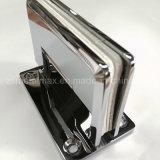 Bronze dobradiça de porta de vidro do chuveiro da braçadeira de 90 graus (YH404)