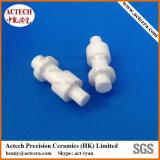 Lavorare di ceramica industriale delle aste cilindriche di punto di Zirconia
