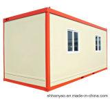 좋은 품질 싼 가격에 있는 Prefabricated 20FT 콘테이너 집